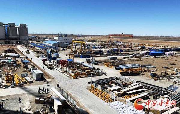 甘肃电投常乐电厂4×1000MW调峰火电项目1号机组预计8月整套启动