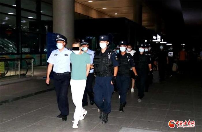 兰州榆中警方破获多起电信网络诈骗案 抓获犯罪嫌疑人12名