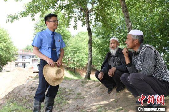甘肃检方力惩贪腐促扶贫项目落地