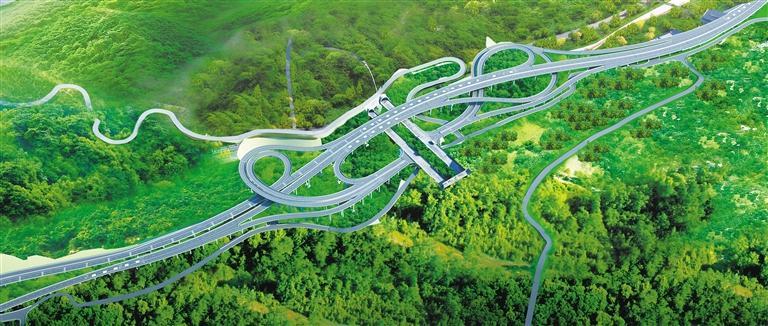 總投資37.34億元 蘭州南向出口這條擬建公路亮豁!
