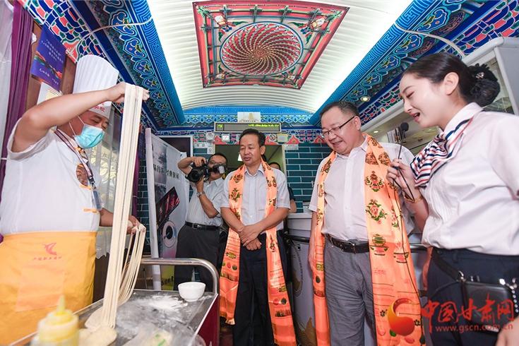 九曲黄河水相连  甘青文旅一家人——甘肃文化旅游推广营销活动在青海收官