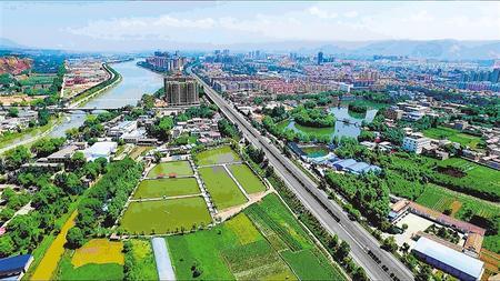 洮河两岸气象新——定西临洮县脱贫攻坚工作综述