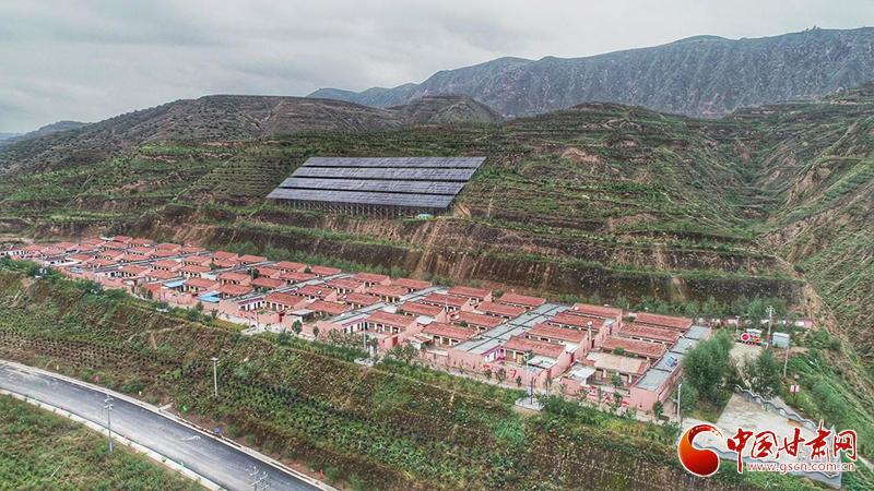 【跟着总书记看甘肃】布楞沟村:水引来了,路修通了,新农村建起来了(图)