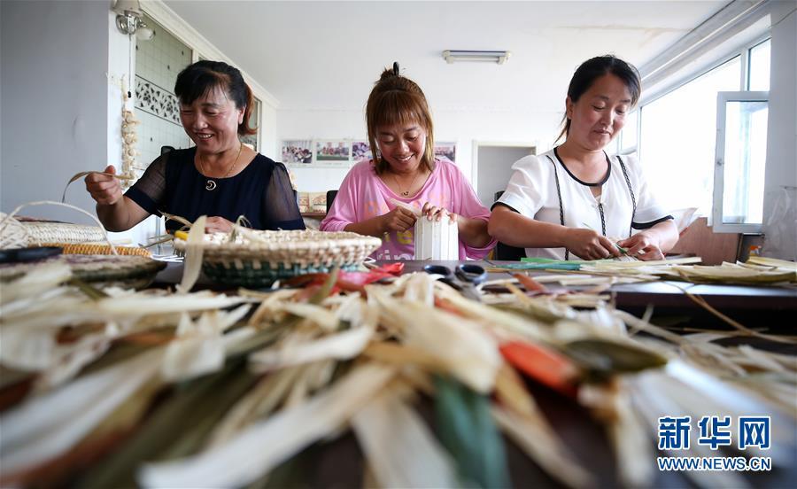 (经济)(1)吉林洮南:特色产业扶贫助民增收