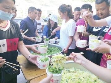 陇南文县:防汛救灾中的巾帼力量