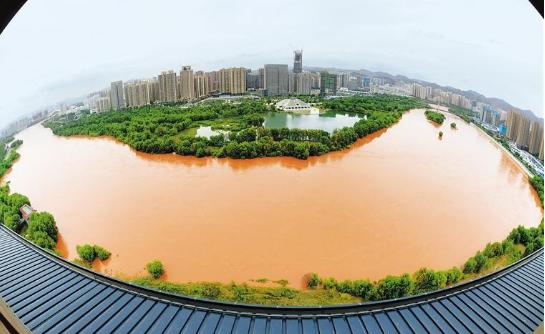 甘肃旅游丨登顶黄河楼 尽览大河流
