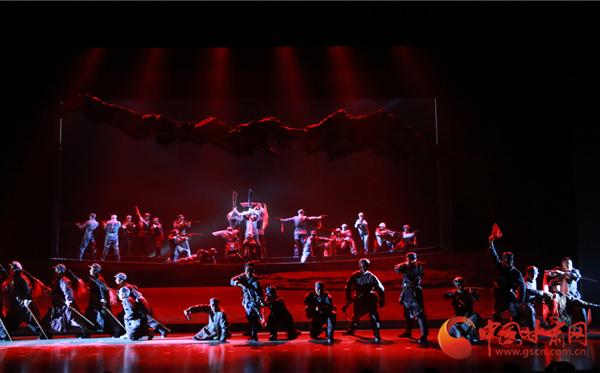 深入挖掘红色文化 张掖七一剧团创拍大型秦腔现代戏《肝胆祁连》