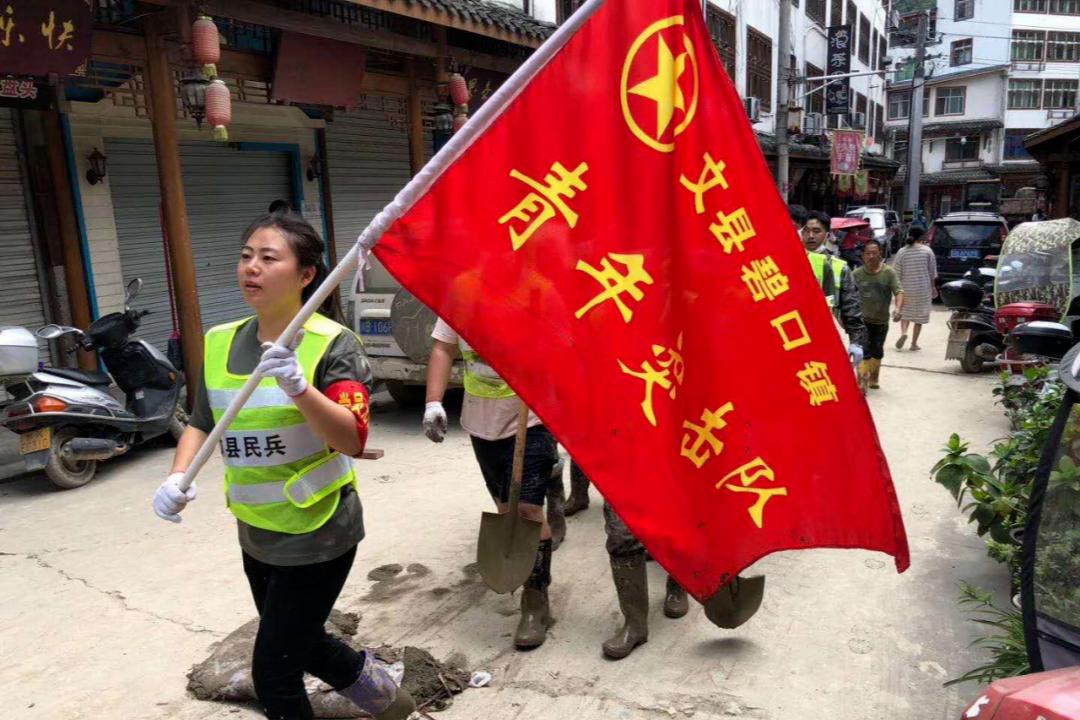陇南碧口暴洪灾害零伤亡的背后(图)