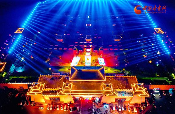 甘肃张掖:大型实景剧《张国臂掖》将于8月25日公演