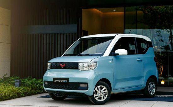 宏光MINI EV增新车型曝光 纯电续航增至200km