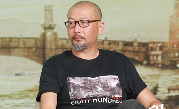 管虎导演谈《八佰》:聚焦人性光辉 向历史与英雄致敬