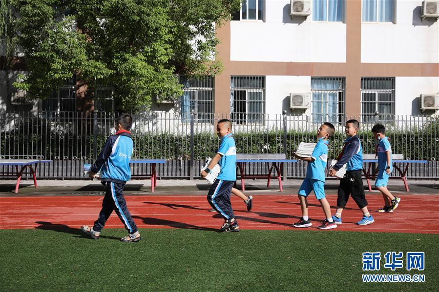 (防汛抗洪)(5)甘肃陇南:我们开学了