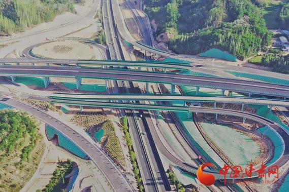 景中高速具备通车条件 预计年内通车