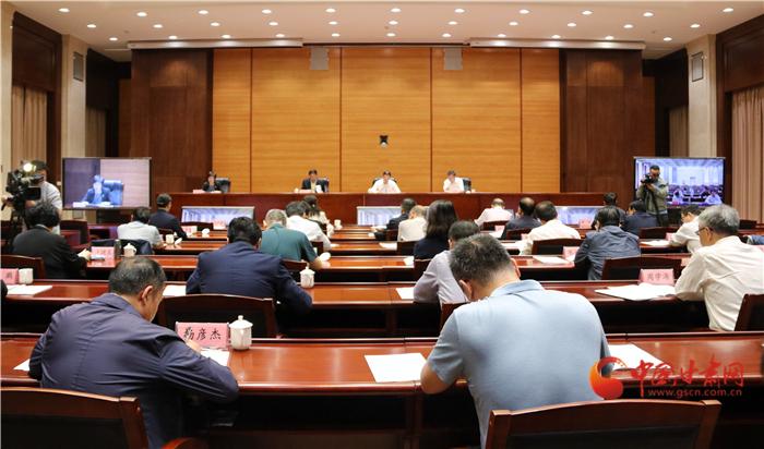 孙伟在有关会议上强调:探索构建长效机制 切实制止餐饮浪费