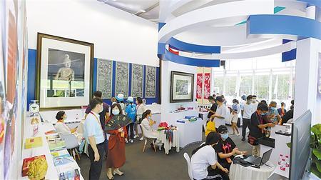 以文化为媒让更多人了解甘肃——2020年服贸会甘肃馆特写