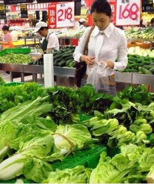 8月甘肃省蔬菜价格有涨有降农资价格基本平稳