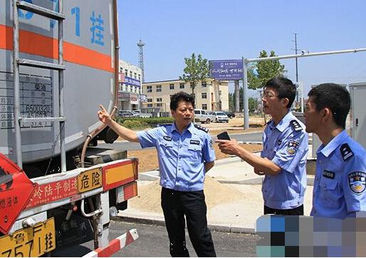 兰州市开展危化品运输交通安全专项整治行动