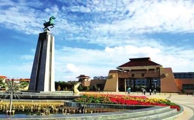 武威雷台2号汉墓恢复开放