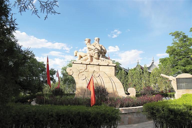 临夏州红色旅游