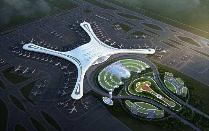 【启航】兰州中川国际机场三期扩建工程破土动工