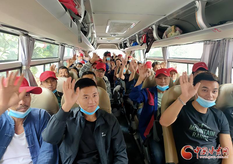 陇南文县:劳务输转保民生稳就业