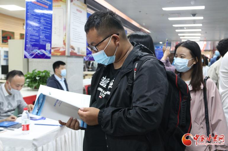 提供岗位8.99万个!第十六届中国·兰州人才智力交流大会成功举办