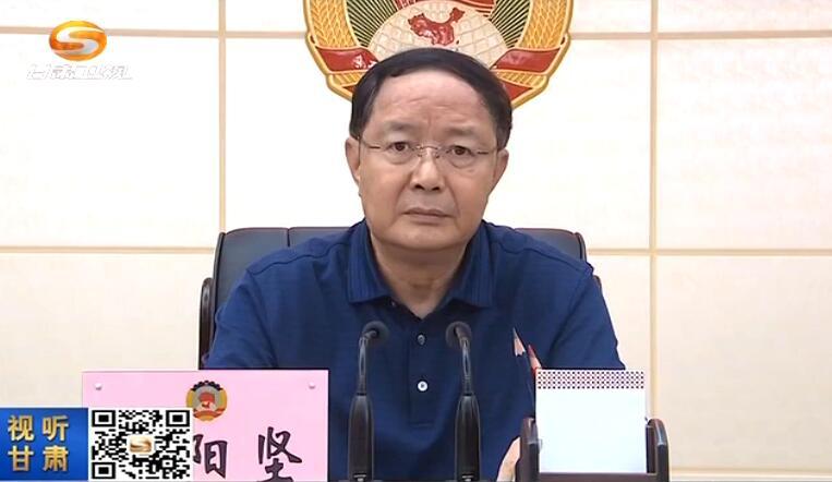 [甘肃新闻]省政协月协商会建言做大做强红色旅游产业 欧阳坚出席并讲话