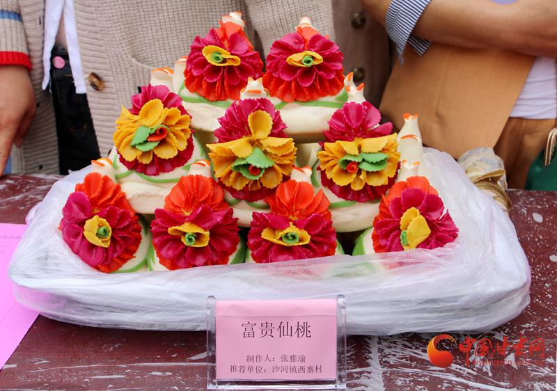 """临泽沙河镇:美食节上庆丰收 乡村""""厨神""""展身手"""