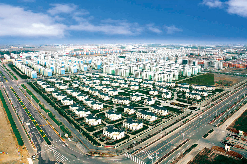城市建设(1)