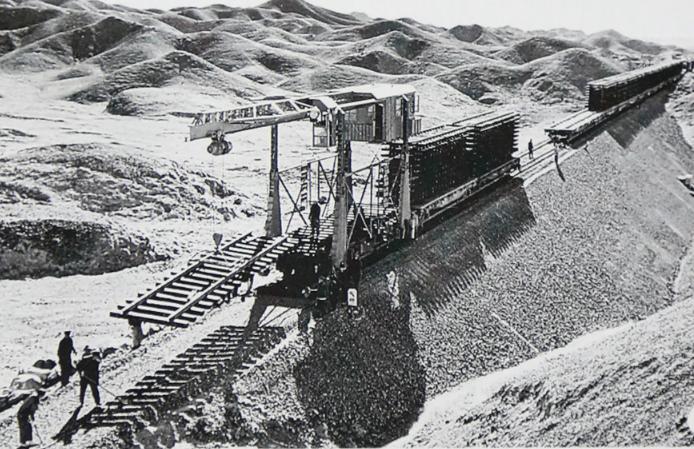 铁路建设(3)