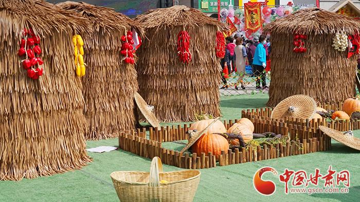 【微视频】欢庆农民丰收节!红古区推进兰西城市群农业高质量发展