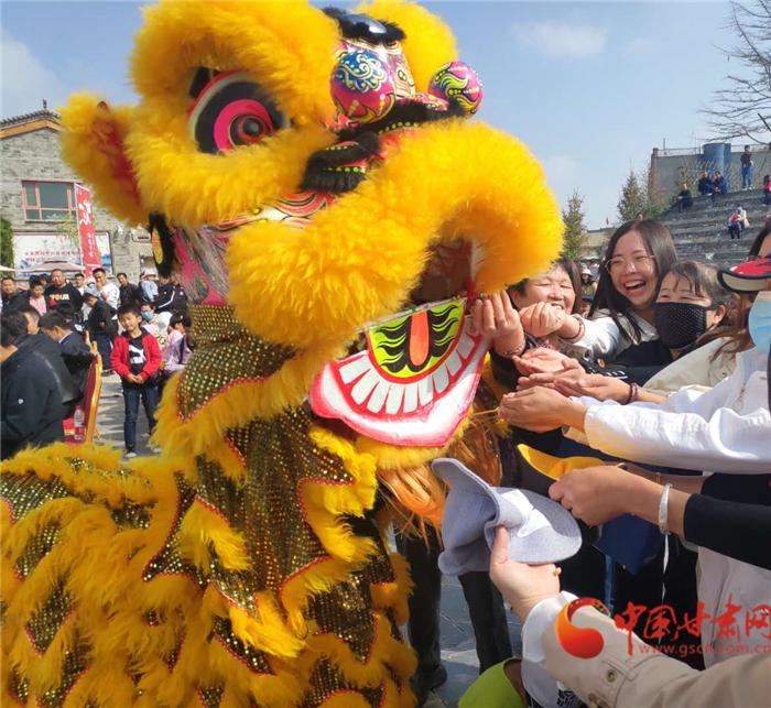"""兰州新区中川园区庆祝2020年""""中国农民丰收节"""""""