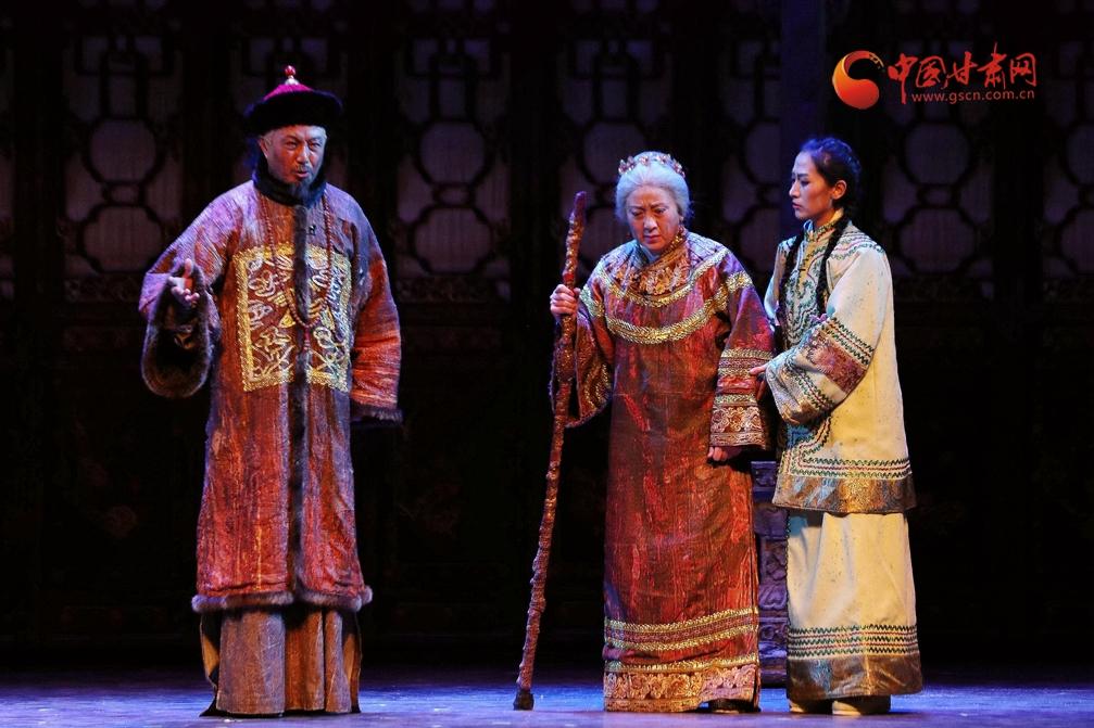 甘肃原创话剧《天下第一桥》亮相黄河流域舞台艺术优秀剧目舞台