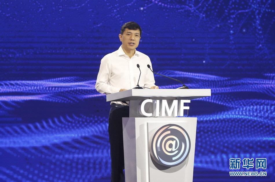 【2020中国网络媒体论坛】李彦宏:人工智能技术催生新的媒体业态