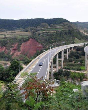 宝天高速10月2日启用两处移动测速