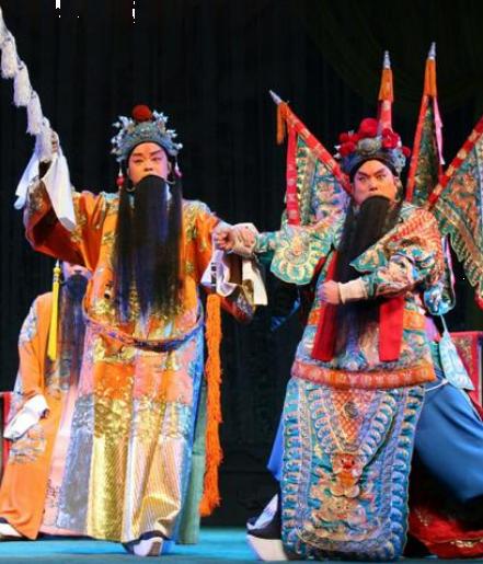 国家级非遗项目秦腔甘肃派传承展演在定西市举行