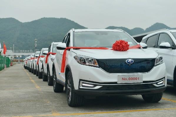 赛力斯电动车出口德国 重庆造新能源乘用车进入欧洲市场