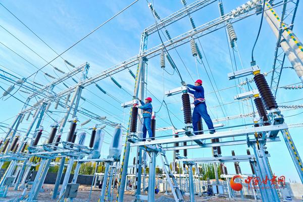 张掖临泽:全力保障清洁能源供暖