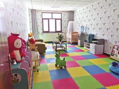 甘肃省新增7个省级标准化母婴室 兰州南服务区母婴室榜上有名