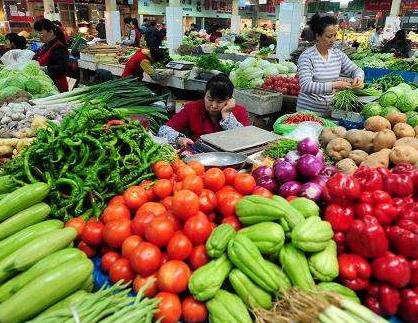 兰州菜价上涨明显系蔬菜供应量减少所致