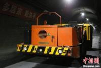 【5G】甘肃实现国内首个5G网络井下远程遥控矿车