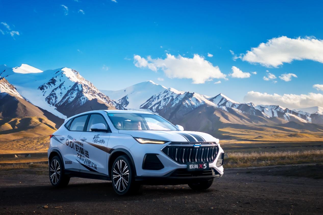 主打10万级SUV市场 长安欧尚X5将于11月上市