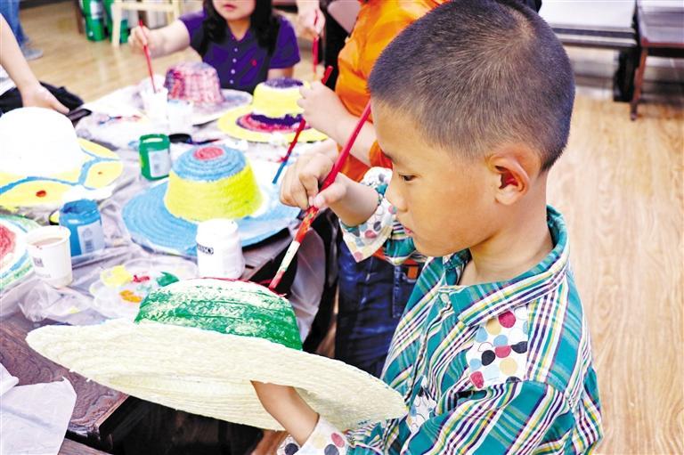 """兰州宁卧庄社区:""""迷你少年文化宫""""助孩子成长"""