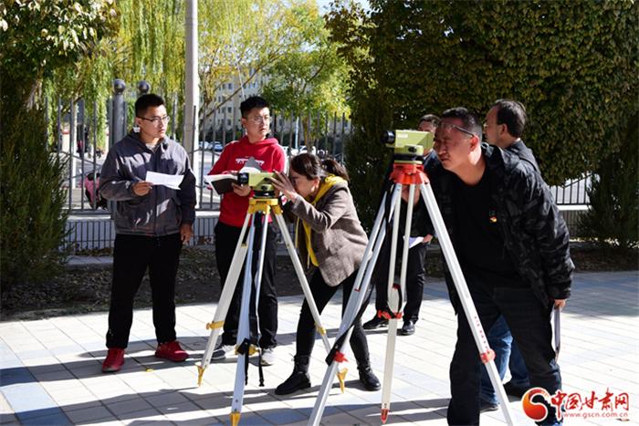 甘肃省疏勒河流域水资源局举办职工职业技能竞赛暨青工技术比武活动