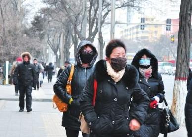 """气温""""跳水""""金城低温或跌至零摄氏度"""