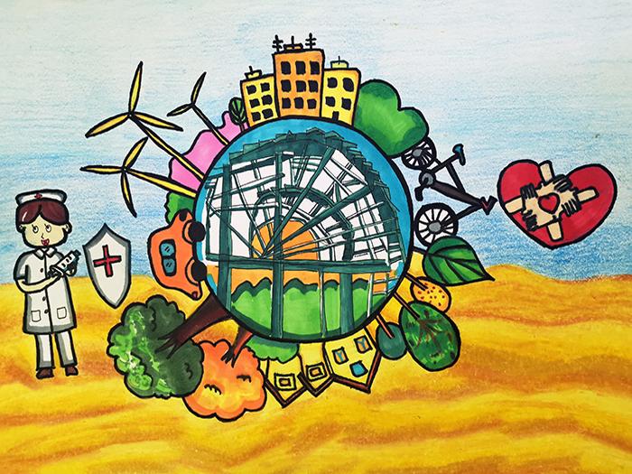 兰州市第三届青少年社会主义核心价值观主题动漫设计作品征集评选展示(漫画插画 十)
