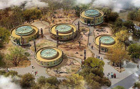 新兰州市动物园将配套主题餐厅宾馆文创店等项目