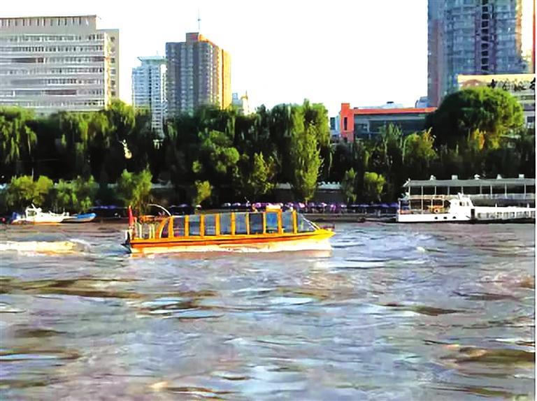 """兰州水运集团推出""""冬季生态游""""半价优惠活动"""