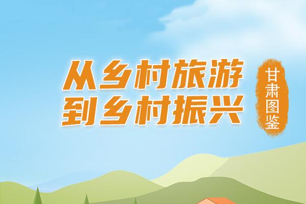 H5|乡村旅游开启甘肃乡村振兴图景