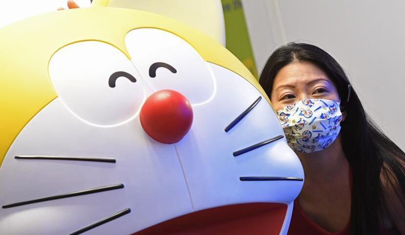 新加坡国家博物馆举行哆啦A梦展览